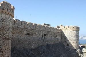 Castillo de San Miguel .